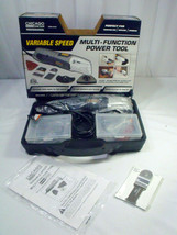 Chicago Electric Variable Speed Multi Function Power Tool # 67537 - Unused - $49.00
