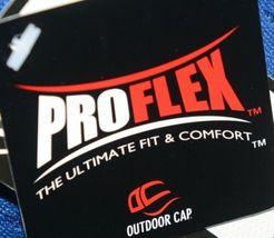 OC Sports Pro Flex 6 Panel Premium Jersey Mesh Stretch Fit Sm Med Baseball Hat image 5