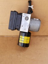 2011-16 Hyundai Sonata HYBRID ABS PUMP Actuator Control Module 58620-4r001 image 1