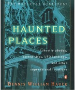 Haunted Places: The National Directory - $16.95
