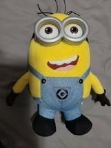 "Universal Studios Parks Despicable Me MINION Plush Toy Dave Two Eyes 11"" - $9.90"