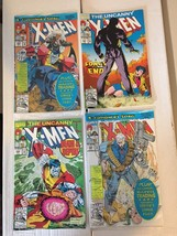 Uncanny X-MEN #293 294 295 297 1992 Marvel Comic Book Lot Of 4 VF+/NM - $8.99