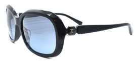 Chanel 5286-A c.1462/S2 Women's Sunglasses Dark Blue / Blue Gradient ITALY - $145.43