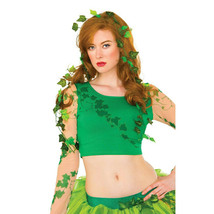 Poison Ivy Leaves Costume Pieces Green - $14.98
