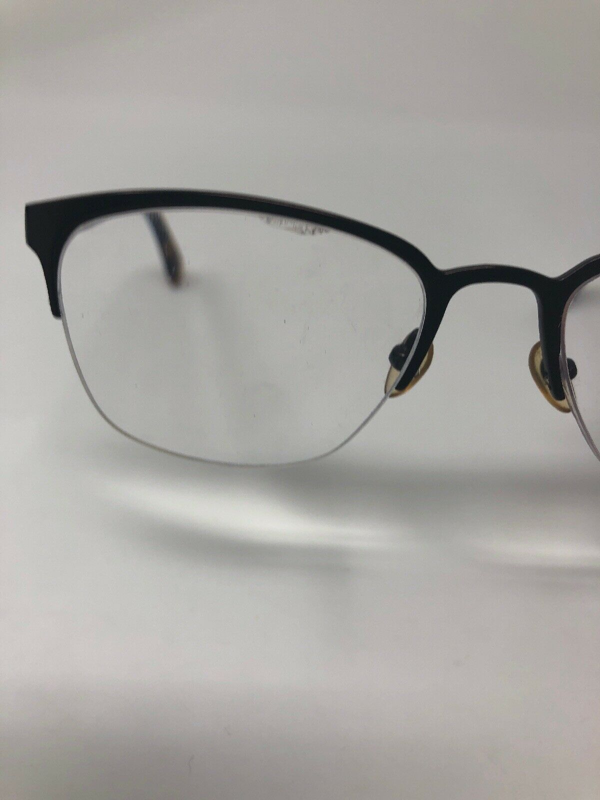 MICHAEL KORS TITANIUM Eyeglasses Frame MK741 200 52-19-140 Brown/Tortoise 7118