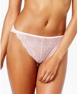 Maidenform All Over Cheeky Lace Tanga Gentle Peach Size S/5 - £7.64 GBP