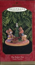 1997 New in Box - Hallmark Keepsake Christmas Ornament - The Perfect Tree - $4.94