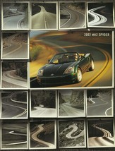 2002 Toyota MR2 SPYDER sales brochure catalog US 02 VVT-i - $12.00