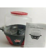 West Bend 82505 Stir Crazy Electric Hot Oil Popcorn Popper Machine Home ... - $39.59