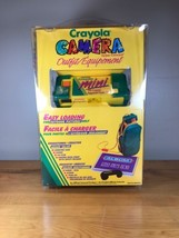Vintage Crayons Camera Outfit 110 New Unopened Carrying Case Album Strap... - $54.14