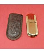 "Vintage Cigarette Lighter MARLBORO Brass No. 6 Trench  2 3/4"", Includes ... - $19.79"