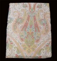 Ralph Lauren Floral Paisley Medallion 3-Pc FULL/QUEEN Duvet Cover & Sham... - $129.99