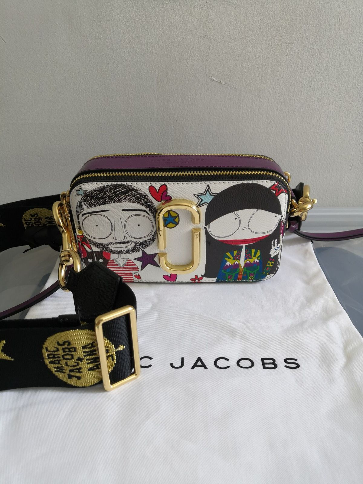 62d78e7ab74d Used Marc Jacobs Snapshot Small Camera Bag and 50 similar items. Qq  20180930120608
