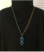 Ephemeral Upcycled Necklace (19.07) - $25.00