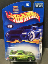 2003 Hot Wheels #24 First Editions 12/42 - 24/Seven - 56365 - $6.60
