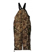 Gamehide Deer Camp Bib Camo Size Youth Small - $37.39