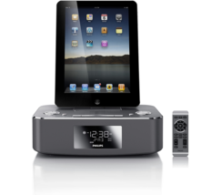 Philips DC291/37 iPod/iPhone/iPad Docking Station Alarm Clock Remote Manual - $42.06