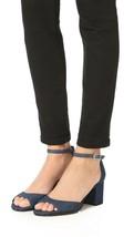 NIB $120 Sam Edelman Susie Block Heel Sandal 7.5 - $40.19