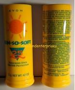 Avon SUN-SO-SOFT SPF 25 SUNSCREEN Stick .42 oz. (New Old Stock) - $6.88