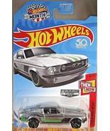 2018 Hot Wheels #006 Walmart Exclusive Zamac Then and Now 4/10 '67 MUSTA... - €5,92 EUR