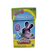Play-Doh Spring Eggs 10 Colorful Eggs Easter Baskets Fillers Pastel Colors - $9.89