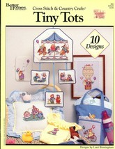 Tiny Tots BH&G Cross Stitch Pattern Booklet #82 10 Designs for Children - $3.57