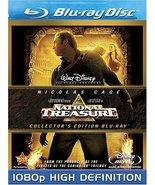 Disney National Treasure (Blu-ray Disc, 2008, Collector's Edition) - $5.95