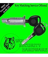 Saturn Ion 03 04 05 06 07 Ignition Key Switch Lock Cylinder With 2 Keys - $42.96