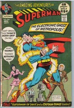 Superman 244 Nov 1971 FI- (5.5) - $9.90