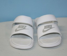 Nike Duo Women 819717 100 White/Silver Size US 9 - $19.79