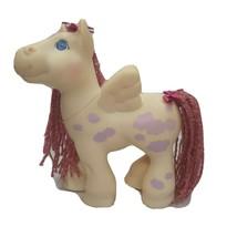 Vintage Cabbage Patch Magic Meadow Crimp N Curl Pony Pegasus Sugar 1999 Hasbro - $19.79