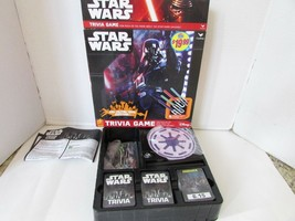 Cardinal Star Wars Trivia Game New In Box - $3.91