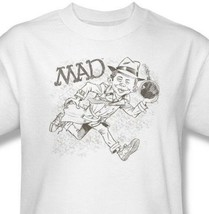 Mag Magazine T-shirt Pencil Bomb comic book comedy show graphic cotton tee WBT27 image 1