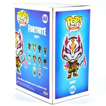 Funko Pop! Games Fortnite Character Drift #466 Vinyl Action Figure NIB IN HAND image 4