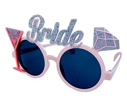 """Bride to Be"" Glasses – Bachelorette Party Favors - Bridal Shower Suppli... - $13.26"