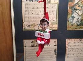 Dept 56 - Elf on the Shelf - Olivia  Christmas Ornament - $11.77