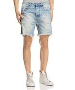 One Teaspoon Mr. Blacks Denim Regular Fit Cutoff Shorts, Size 31, MSRP $128 - $59.39