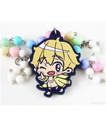 Nagisa Hazuki Rubber Charm Necklace, Anime, FREE, Fairy Kei, Jfashion - $27.00
