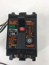 Fuji EA32 10A Auto Breaker 2Pole 10A w/Alarm Switch - $19.00