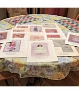 Byron Doll Patterns 1982-1987 lot 13 in Original Package Uncut - $77.21