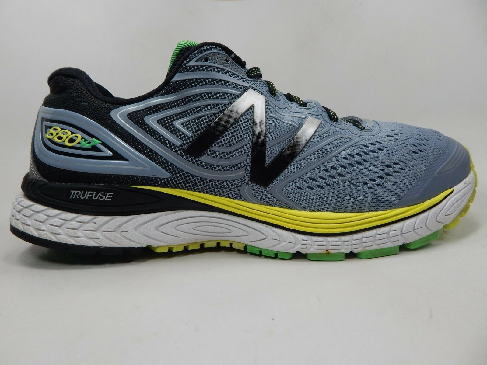 New Balance 880 v7 Size US 13 M (D) EU 47.5 Men's Running Shoes Gray M880GY7