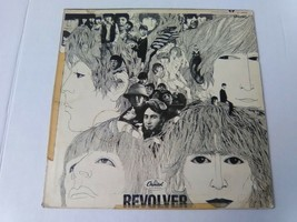 The Beatles Revolver LP Record Capitol ST-2576 Columbia Pressing STEREO - £26.78 GBP