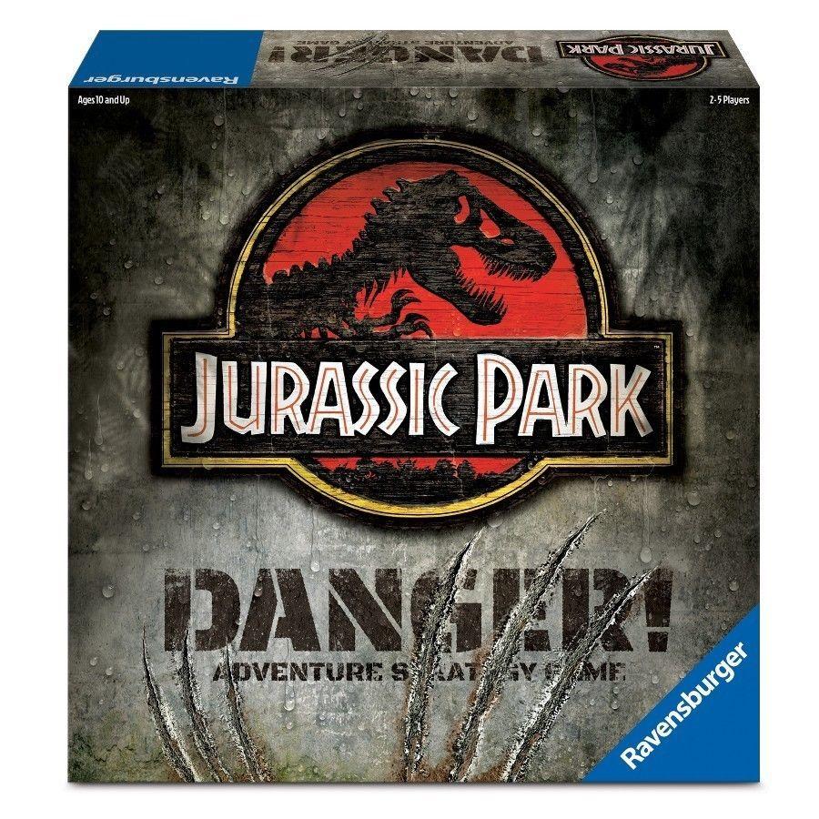 Jurassic Park Danger! Board Game [New] Ravensburger Games