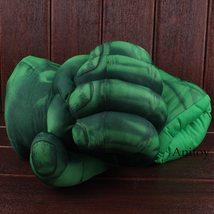 The Incredible Hulk Gloves Plush Toy Superhero Marvel Toys Hulk Cosplay Christma image 6