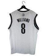 Adidas Deron Williams Brooklyn Nets Replica NBA Jersey (Large) - $29.69