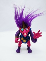 1992 Applause Inc Troll Warrior Oddvar the Wizard  Action Figure - $5.94