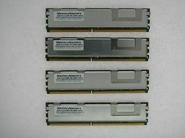 NOT FOR PC! 16GB 4x4GB PC2-5300 ECC FB-DIMM FOR HP Compaq xw6600 Workstation