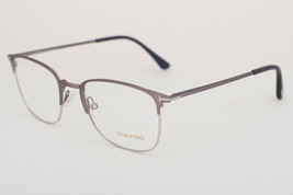 Tom Ford 5453 013 Matte Light Ruthenium Eyeglasses TF5453 013 54mm - $171.50