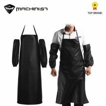 Machinist® Hot Mens Womens Auto Repair Convenient Faux Leather Chef Apron - $16.27