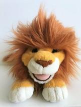 """1993 Mattel Simba Lion King Roaring 12"""" Plush Puppet - $21.49"""